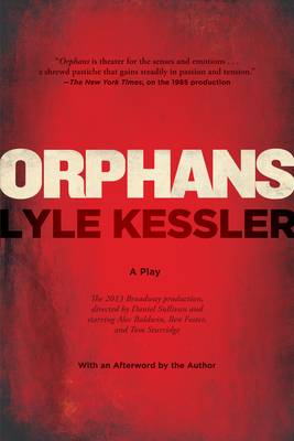 Cover for Orphans