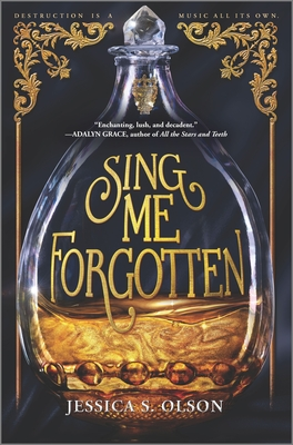 Sing Me Forgotten, Jessica S. Olson Book Cover