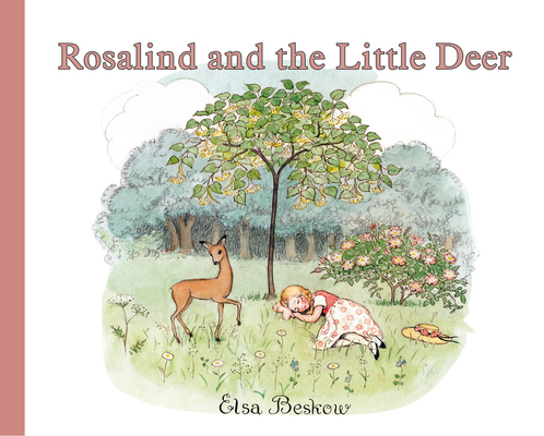 Rosalind and the Little Deer Cover