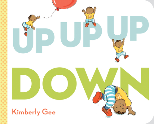 Cover for Up, Up, Up, Down!