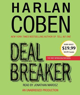 Deal Breaker: The First Myron Bolitar Novel Cover Image