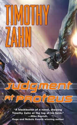 Judgment at Proteus Cover