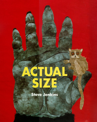 Actual Size Cover