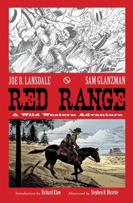 Red Range: A Wild Western Adventure Cover Image