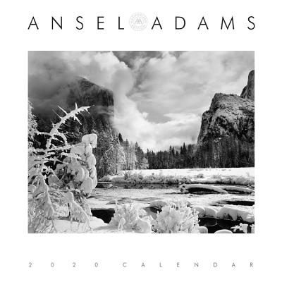Ansel Adams 2020 Engagement Calendar Cover Image