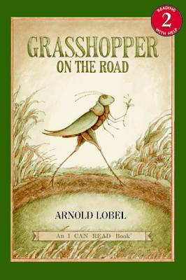 Grasshopper on the Road (I Can Read Level 2) Cover Image