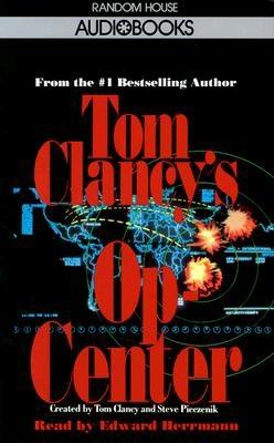 Tom Clancy's Op Center #1 Cover Image