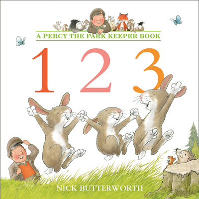 123 (Percy the Park Keeper) Cover Image