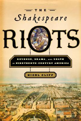 The Shakespeare Riots Cover