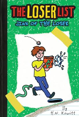 Jinx of the Loser Cover