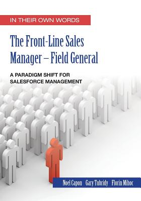 The Front Line Sales Manager Cover Image