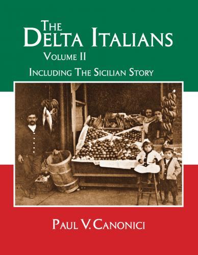 Delta Italians, Vol. II Cover Image