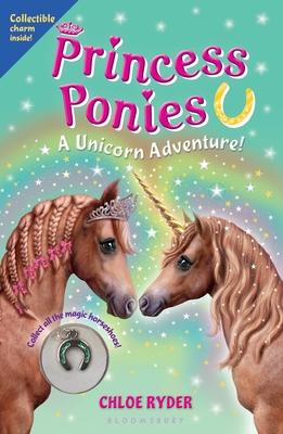 Princess Ponies 4: A Unicorn Adventure! Cover Image