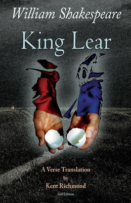 King Lear: A Verse Translation Cover Image