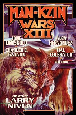 Man-Kzin Wars XIII Cover Image