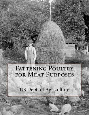 Fattening Poultry for Meat Purposes Cover Image