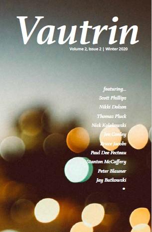 Vautrin - Volume 2, Issue 2, Winter 2020 Cover Image