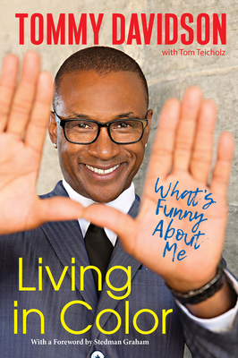 Living in Color: Whats Funny About Me: Stories from In Living Color, Pop Culture, and the Stand-Up Comedy Scene of the 80s & 90s Cover Image