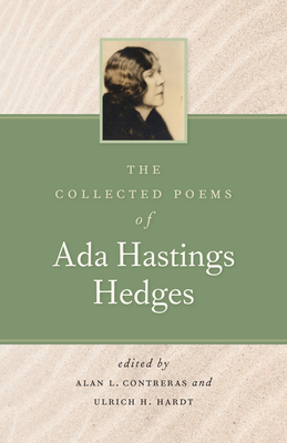 The Collected Poems of Ada Hastings Hedges Cover Image