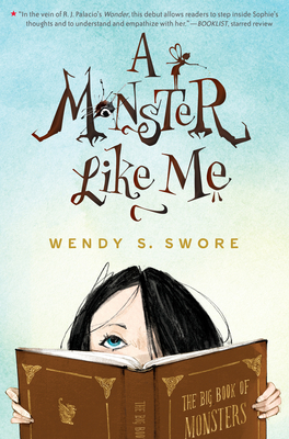 A Monster Like Me Cover Image