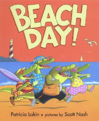 Beach Day! Cover