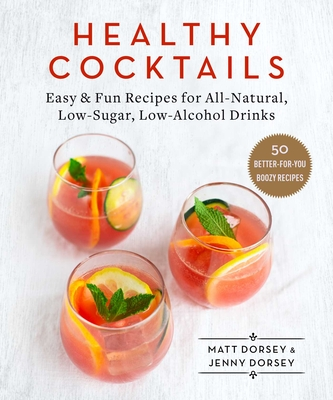 Cover for Healthy Cocktails