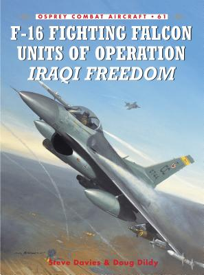 F-16 Fighting Falcon Units of Operation Iraqi Freedom Cover