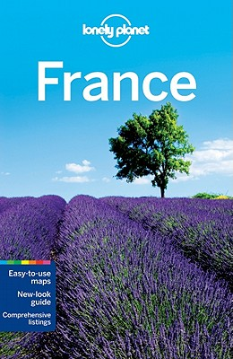 Lonely Planet France [With Map] Cover Image
