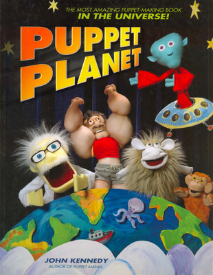 Puppet Planet Cover Image