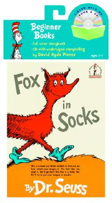Fox in Socks [With CD (Audio)] Cover