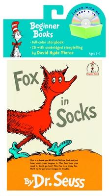 Fox in Socks Book & CD Cover Image