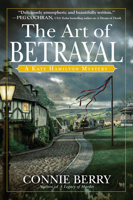 The Art of Betrayal: A Kate Hamilton Mystery Cover Image