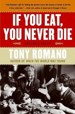 If You Eat, You Never Die Cover