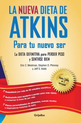 Nueva Dieta de Atkins Cover