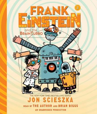 Frank Einstein and the BrainTurbo Cover Image