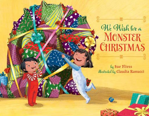 We Wish for a Monster Christmas Cover Image