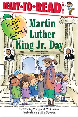 Martin Luther King Jr. Day (Robin Hill School) Cover Image