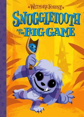 Cover for Snuggletooth and the Big Game, 5