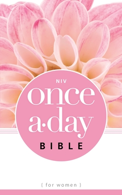 Once-A-Day Bible for Women-NIV Cover Image