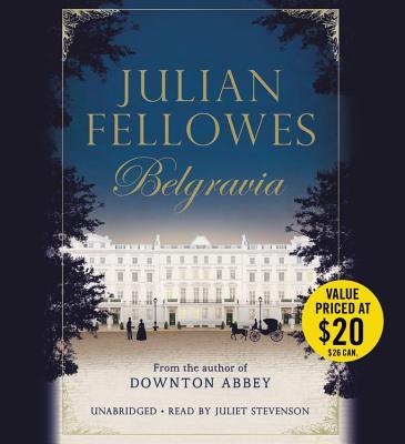 Julian Fellowes's Belgravia Cover Image