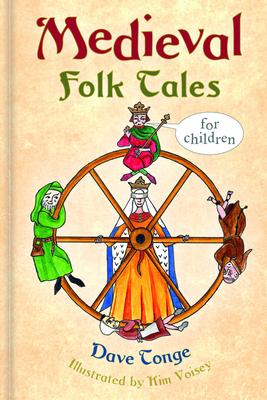 Medieval Folk Tales for Children Cover Image