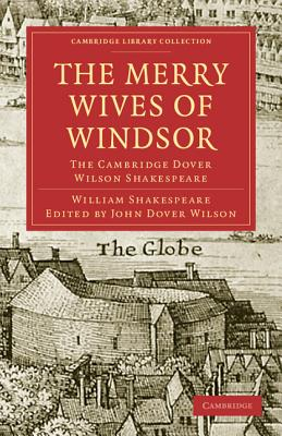The Merry Wives of Windsor (Cambridge Library Collection: Literary Studies) Cover Image