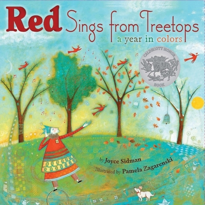 Red Sings from Treetops: A Year in Colors Cover Image