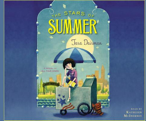 The Stars of Summer (All Fouir Stars #2) Cover Image