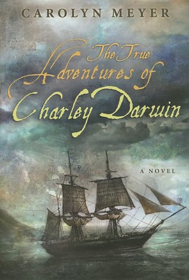 The True Adventures of Charley Darwin Cover