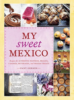 My Sweet Mexico Cover