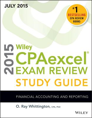 Wiley Cpaexcel Exam Review Study Guide July 2015 Cover Image