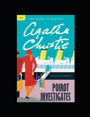 Poirot Investigates Cover Image