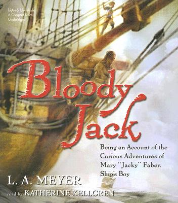 Bloody Jack Cover