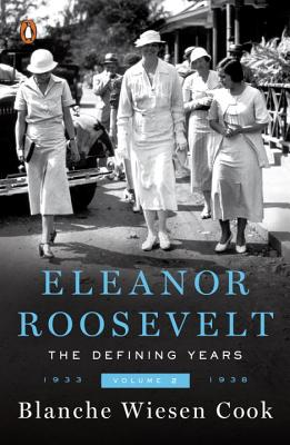 Eleanor Roosevelt, Volume 2 Cover